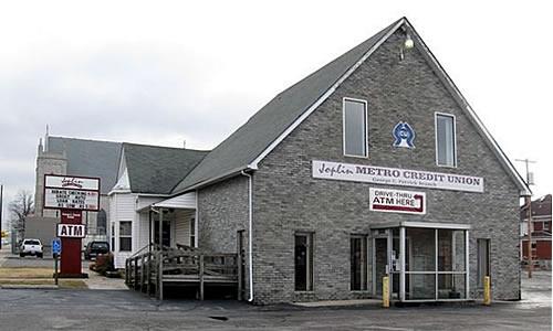 Original JMCU Building on Pearl Ave.